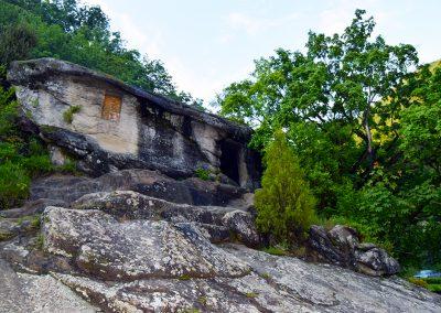 Chilia de la Manastirea Turnu