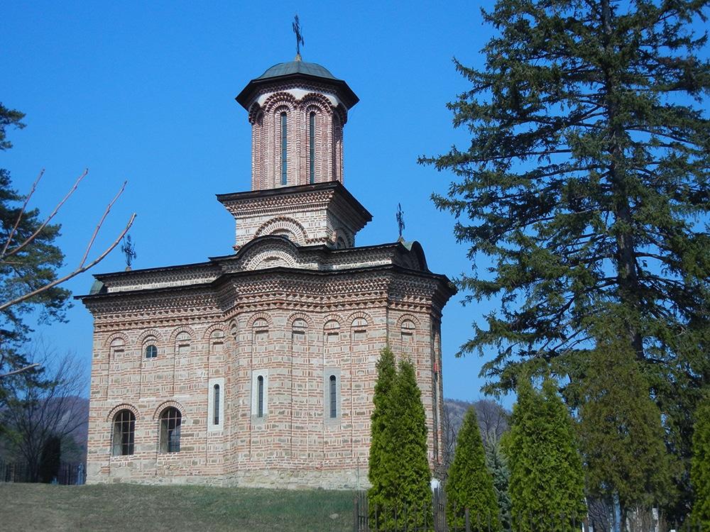 Bolnita Manastirii Cozia