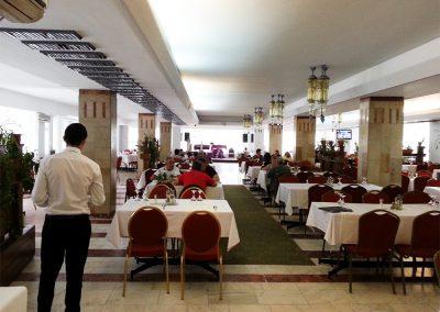 Restaurant hotel caciulata