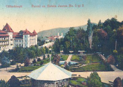 Hotelul Jantea - Cazinoul