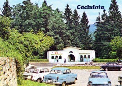 Parcul Caciulata - 1970